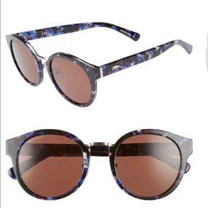 NEW** Longchamp 51mm Round Sunglasses